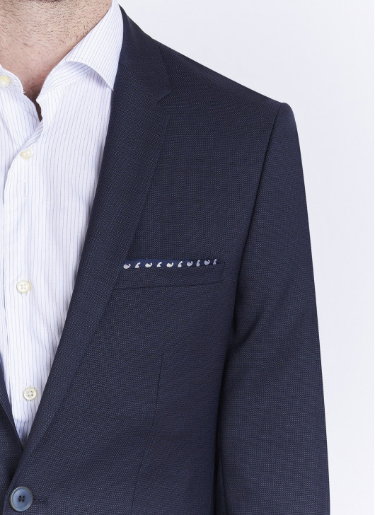 Slim fit suit by Lanificio F.LLI Cerruti DAL 1881