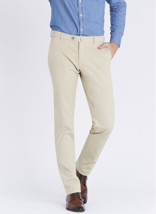 Stanbridge chino pants - 32 - Beige