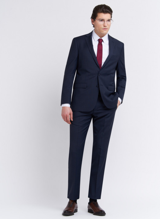 Costume regular fit Cloth Ermenegildo Zegna