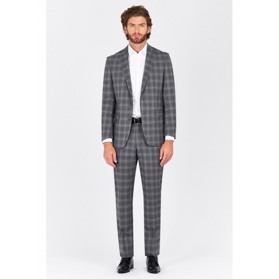 COSTUME REGULAR FIT LANIFICIO F.ILLI CERRUTI DAL 1881 - GRIS