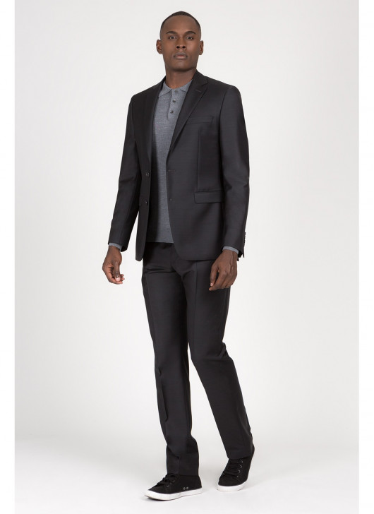 Regular Fit Suit Cloth Ermenegildo Zegna -