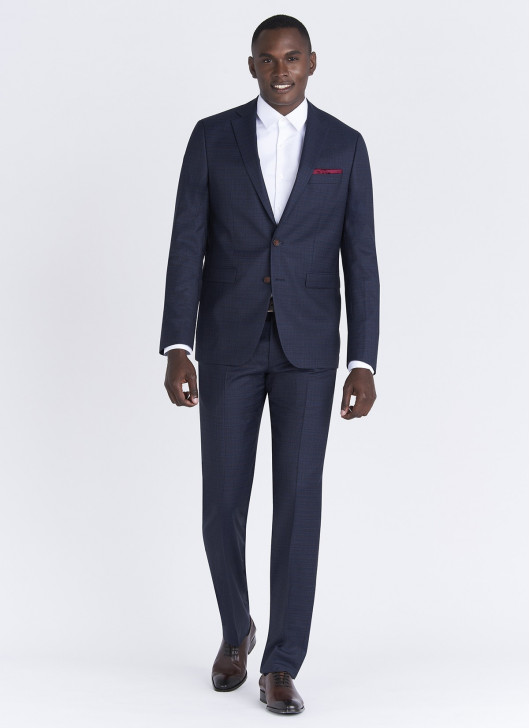Lanificio F.LLI Cerruti DAL 1881 Regular fit suit - 88 - Navy Blue