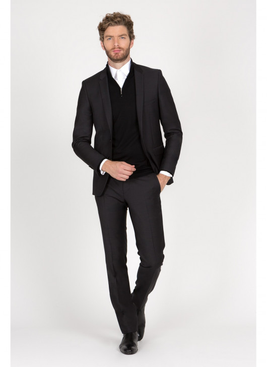 Ermenegildo Zegna - Slim Fit - 24 - Anthracite Grey
