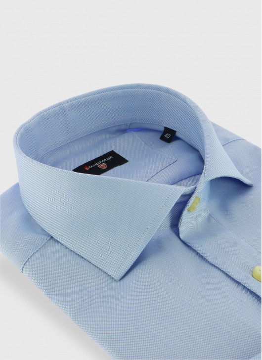 STANBRIDGE Nano care slim fit shirt