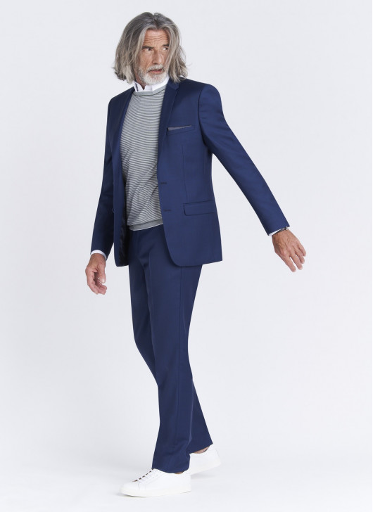 Slim fit suit Lanificio F.LLI Cerruti DAL 1881
