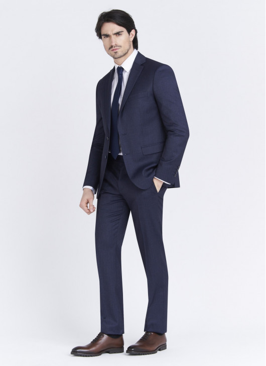 Regular fit suit Lanificio F.LLI Cerruti DAL 1881